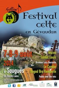 Festival en Gévaudan 2014