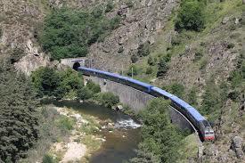 Train touristique Le Cévenol