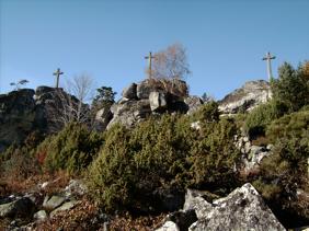 Les croix de Roche-Montru