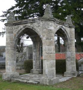 Le tombeau du général anglais