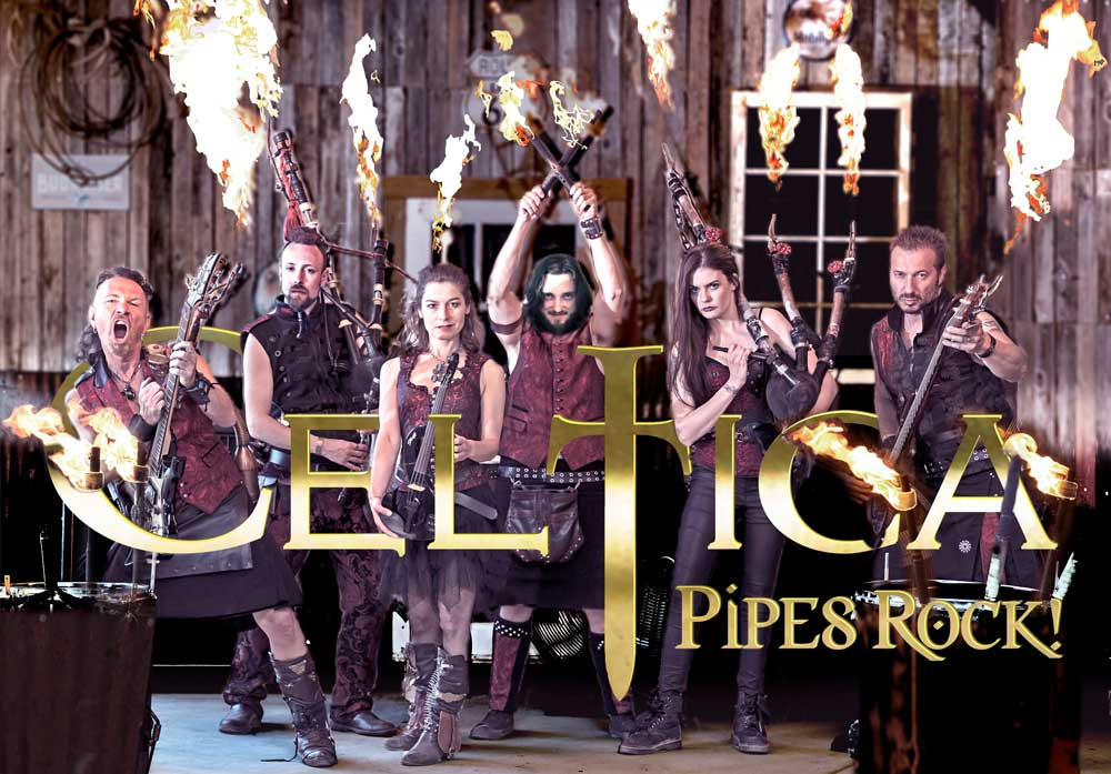 Celtica Pipe rocks
